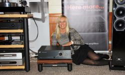 TUCHSTONE AUDIO SHOW 2012, Reading, UK