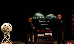 Cabasse, Chord and Rogoz Audio at the Agnieszka Osiecka Music Studio of Polish Radio in Warsaw. 2015